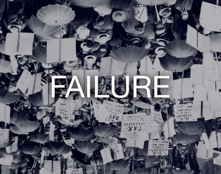 "Excursions Issue 7.1: ""Failure"""